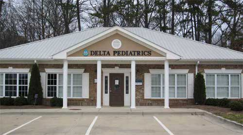 Delta Pediatrics, Pediatrics Buford Pediatrician